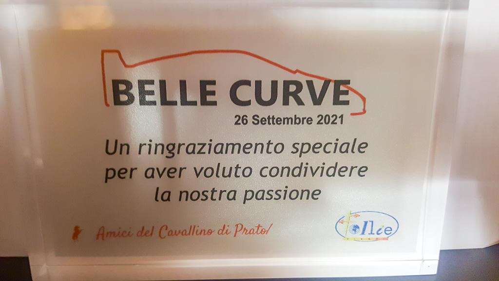 Evento Belle curve