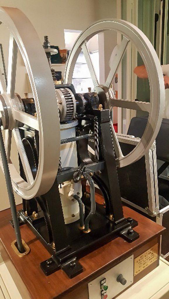 Il motore Barsanti e Matteucci del 1863