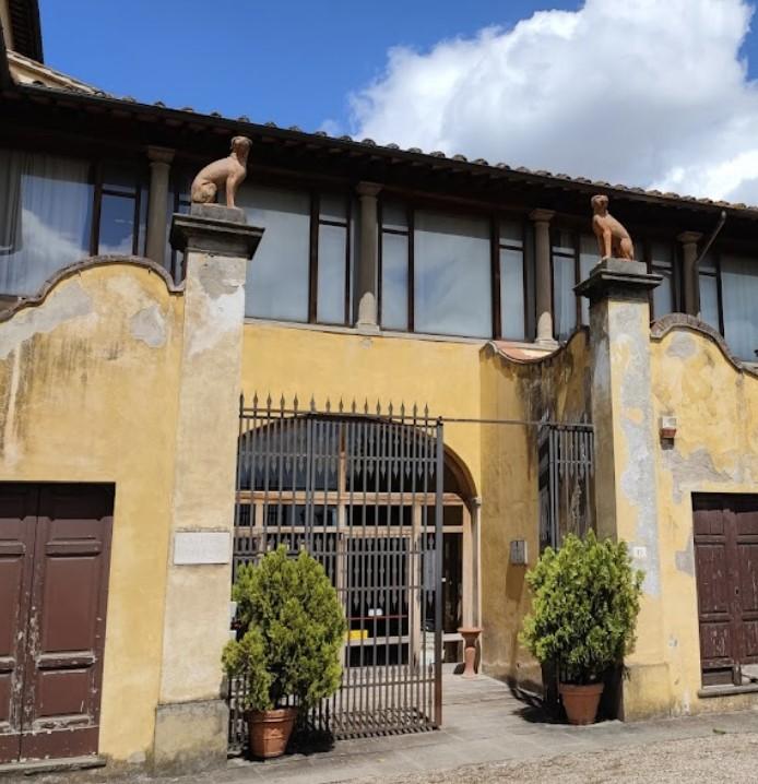 Villa alla Marina Capi Bisenzio